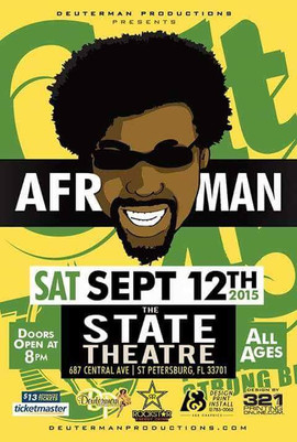 AFROMAN Opening Performance