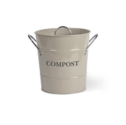 cubo compost beige