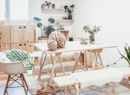 Decorar con plantas tu espacio de trabajo