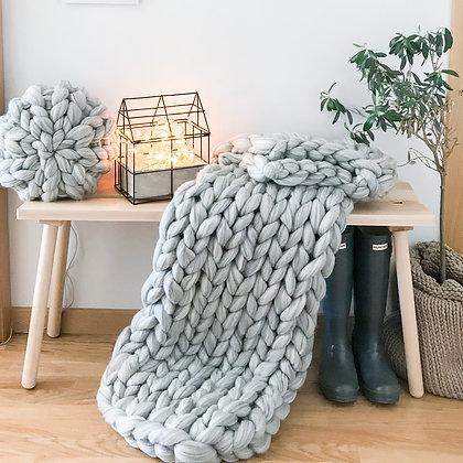 Merino Wool Blanket / Manta Lana Merino