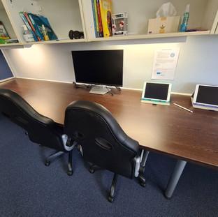 Desk B Forrestville Office