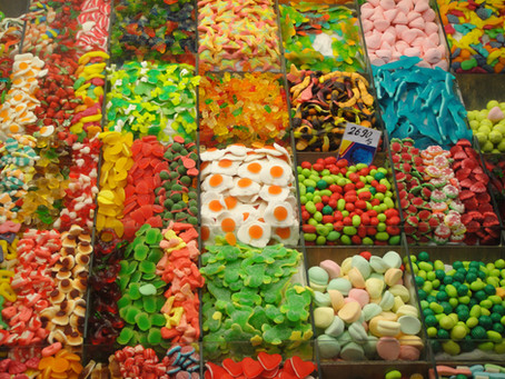 What does the future hold for pick and mix candy?