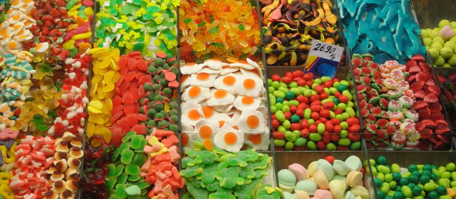 Zucker, das Lebensmittel mit den 100 Namen