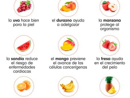 Comer Frutas es Bueno para tu Salud