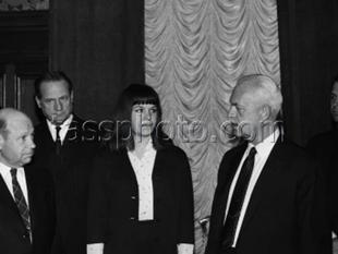 Besöket av Svenska handelskommitténs delegation till Sovjetunionen den 15 maj 1969