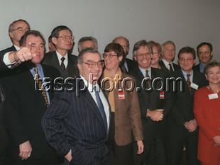 Визит Министра иностранных дел России Е.М.Примакова в Швецию, 19-21 января 1998