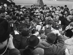 Besöket av den förste kosmonauten Jurij Gagarin till Sverige 1-6 mars 1964
