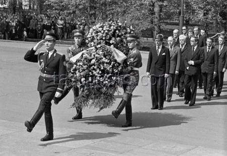 Sveriges utrikesminister Ola Ullsten besök i Sovjetunionen 29 maj - 3 juni 1980