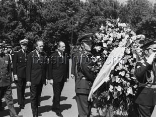 Besök av Sveriges försvarsminister Sven Andersson till Sovjetunionen den 2-5 juni 1971