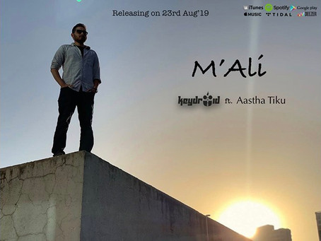 Music Review: Keydroid – M'Ali ft. Astha Tiku