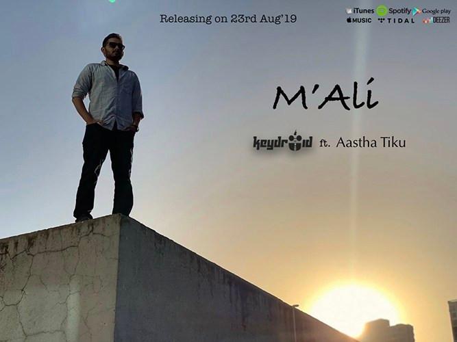 Keydroid - M'Ali ft Astha Tiku-2