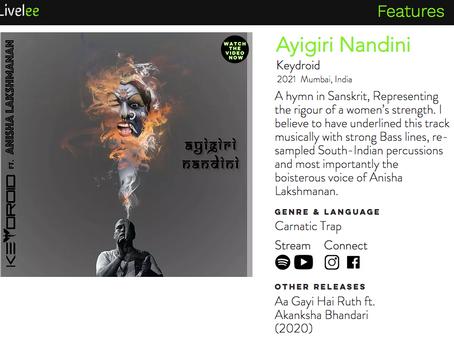Ayigiri Nandini Keydroid