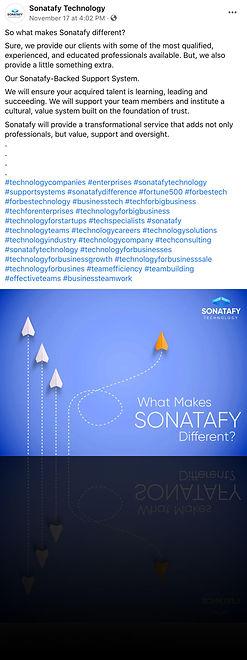 Sonatafy Technology Post Example