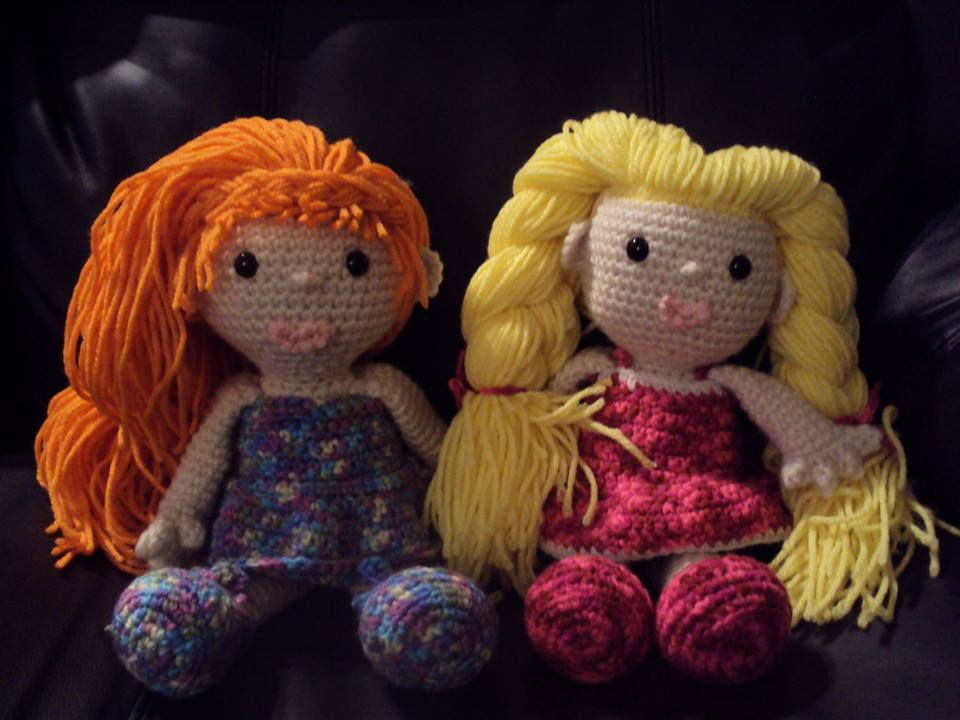 Custom made dolls