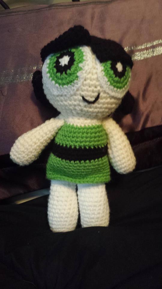 Buttercup Crochet
