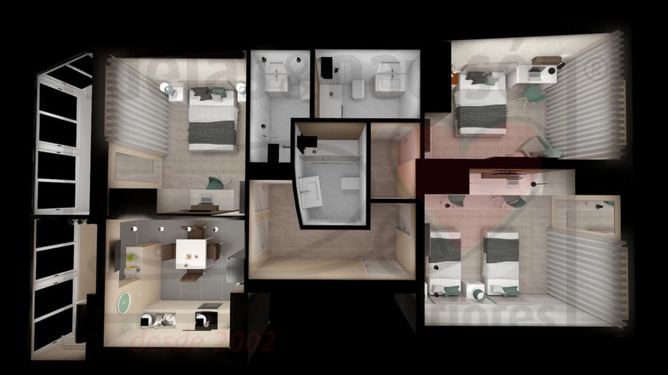 2. Apartamento Jericó