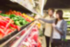 Supermarkt in kapellen