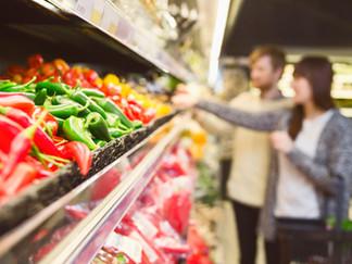 Tapamme tehdä ruokaostoksia on muuttunut pysyvästi / vårt sätt att göra matinköp har förändrats