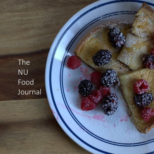 NU Food Journal