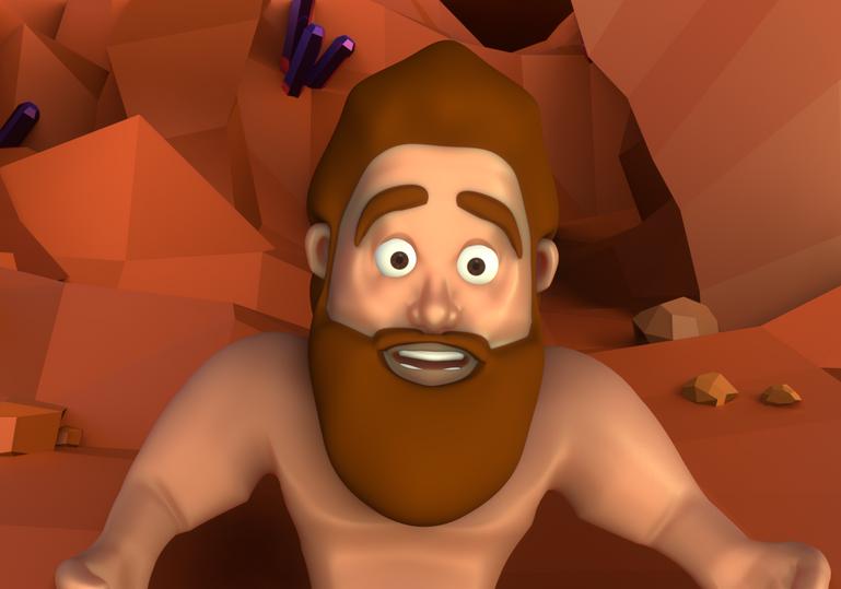 Still from animation