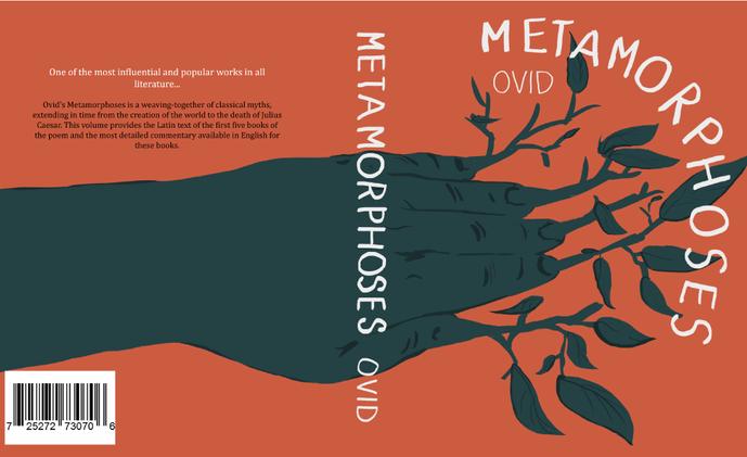 Ovid's 'Metamorphoses' book illustration