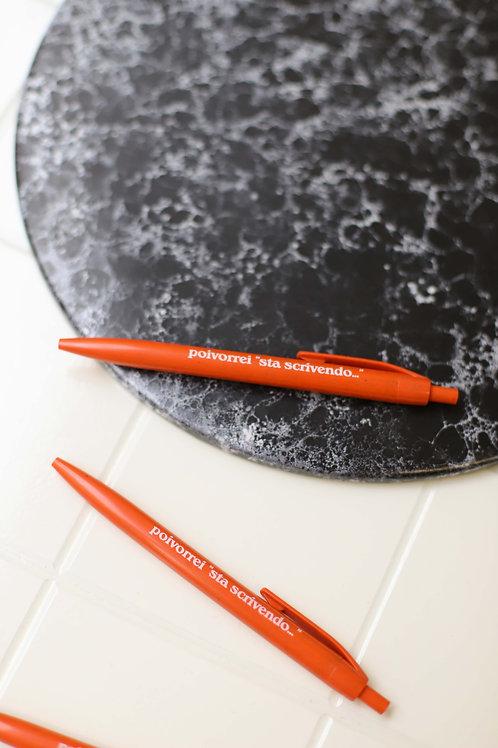 penna a sfera poivorrei