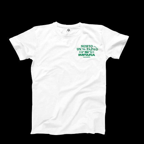 Morto un Papa T-shirt