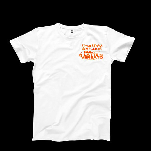 Si stava meglio T-shirt