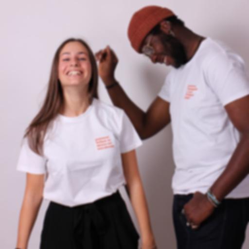 POIVORREI t-shirt ricamata shop online i