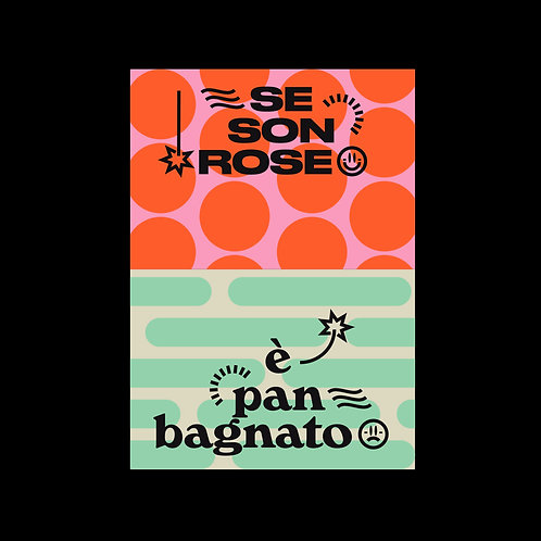 Se son rose - Poster