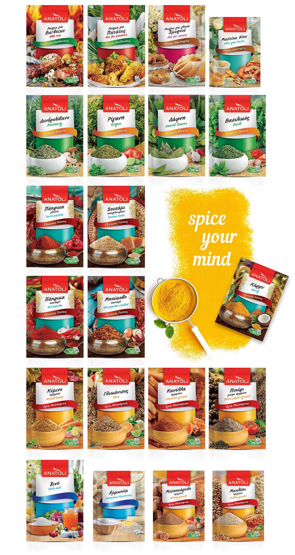 Anatoli spices