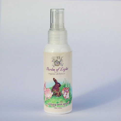 Organic Calming Mist Spray 100ml