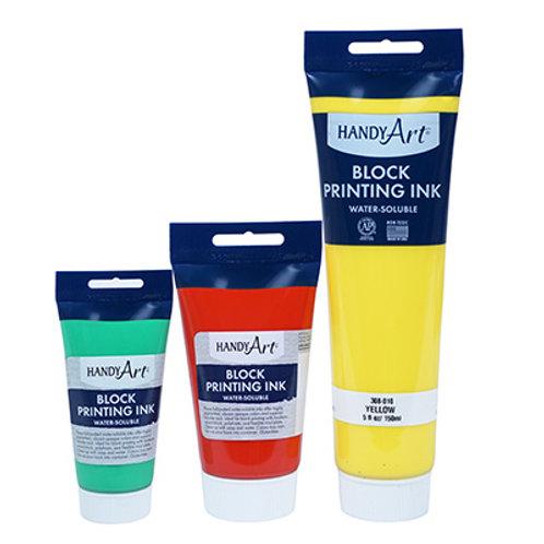 Block Ink - water soluble 75ml