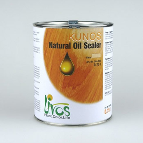 KUNOS Natural Oil Sealer 2.5L