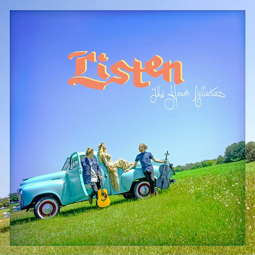 'Listen' - by The Heart Collectors