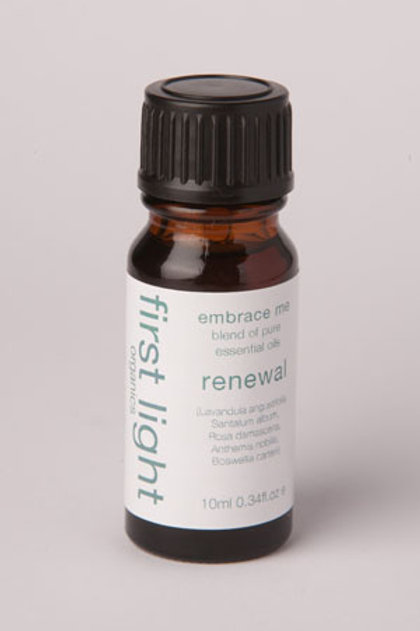 Renewal - certified organic essential oi