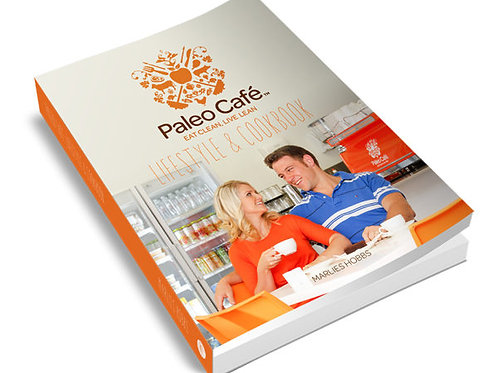 Paleo Cafe Lifestyle & Cook Book