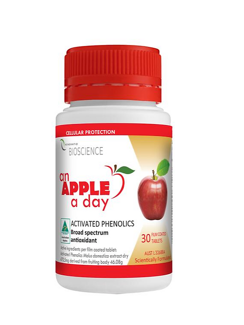 An Apple A Day Activated Phenolics Tablets
