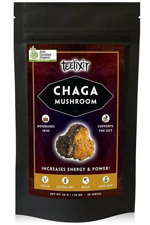 Chaga Mushroom 50g