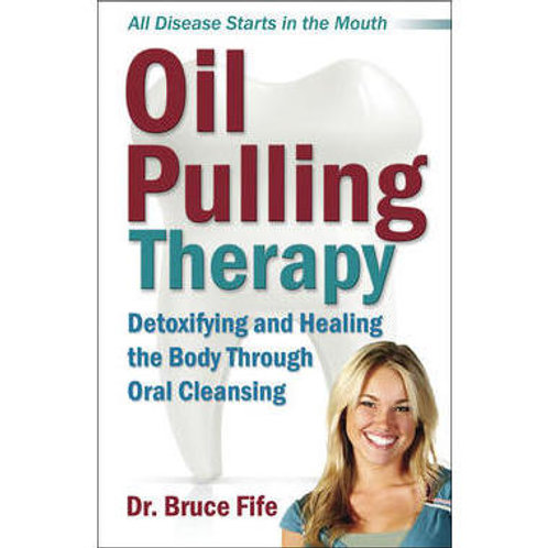 BOOK - Oil Pulling Therapy