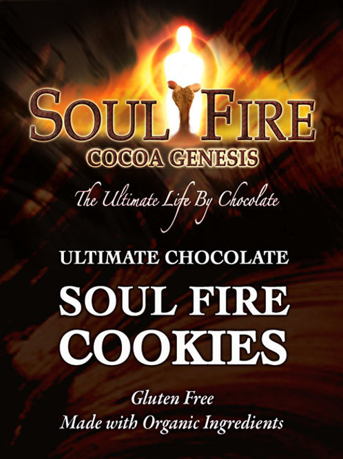 Soul Fire Chocolate Cookie box