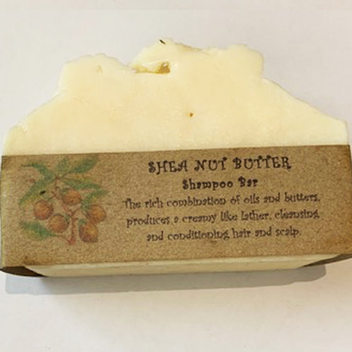 Shampoo Bar large - shea butter