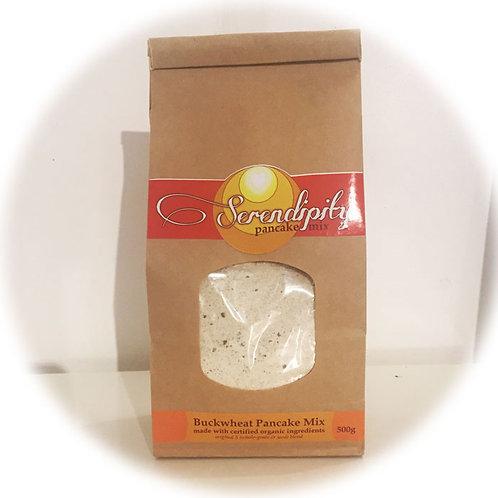 Serendipity Organic Buckwheat Pancake Mix 500g