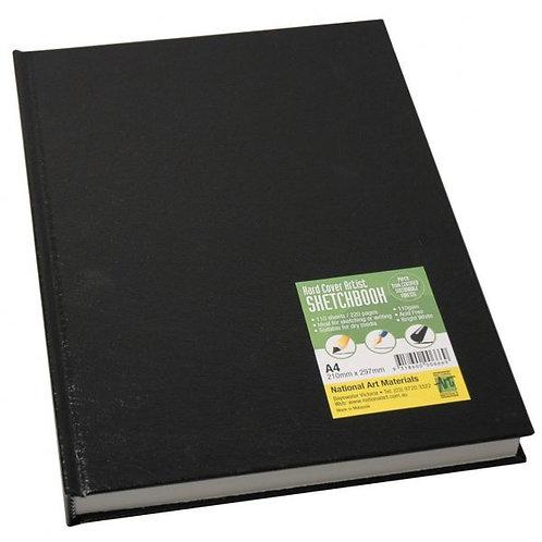 Hard Bound Sketchbook