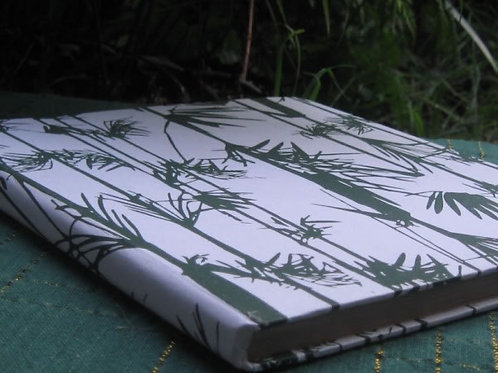 Journal Bamboo Forest - Fair Trade hand made
