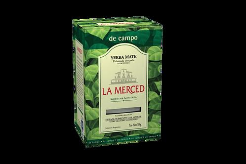 La Merced DE CAMPO Yerba Mate 500g