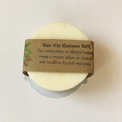Shampoo Bar small - shea butter