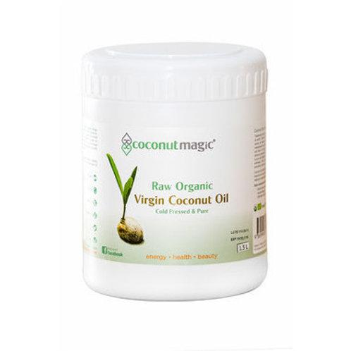 Cold Pressed Virgin Coconut Oil Bulk 1.5L