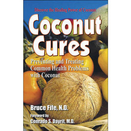 BOOK - Coconut Cures