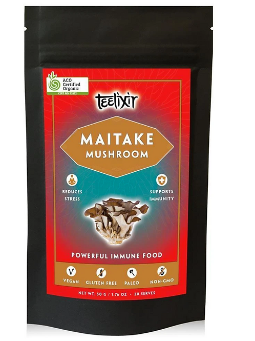 Maitake Mushroom 50g (immune booster)!